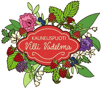 Kauneuspuoti Villi Vadelma logo