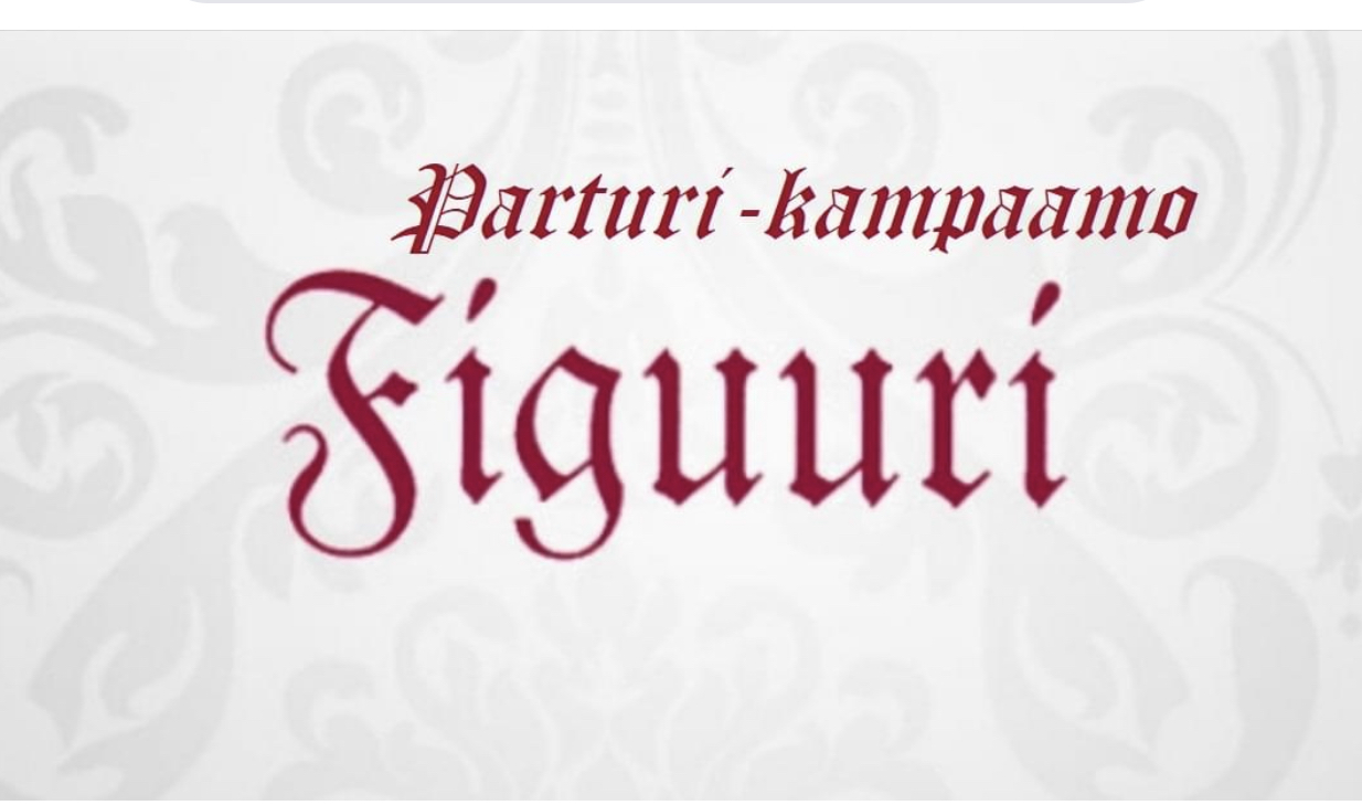 Eeva Koponen, parturi-kampaamo Figuuri logo