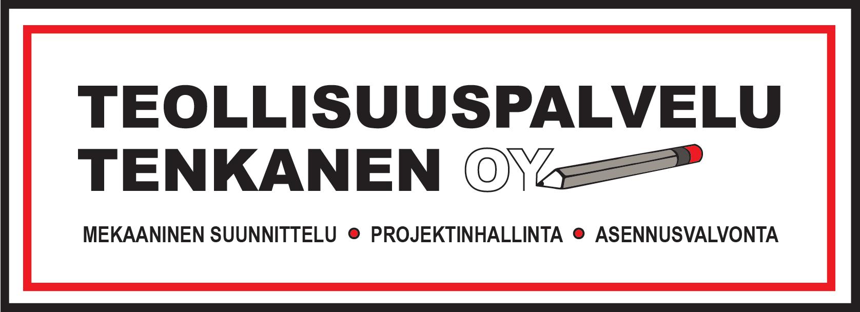 Teollisuuspalvelu Tenkanen Oy logo