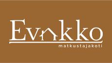 Matkustajakoti Evakko logo